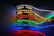 светодиодная лента - разные цвета - в наличии - от 900 тг Тараз