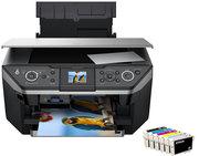 Продам принтер Epson RX  690 +база.