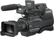 продам видеокамеру  Сони HVR-HD1000Е,