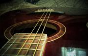 Продам гитару 6-ти струнная б/у
