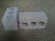 Пескоблок стеновой