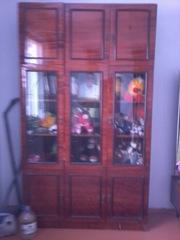 Продам мебель б/у,  книжный шкаф