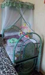Кроватка-манеж