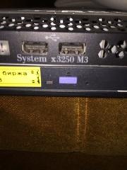 Продам Сервер IBM x3250 M3