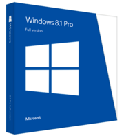 Microsoft Windows 8.1 Professional Box