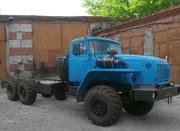 Урал 4320-1951-40 шасси длиннобазовое 2015